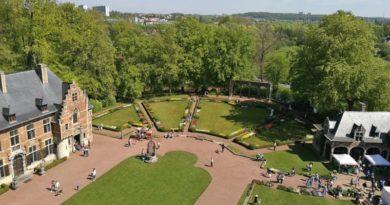 Floralia, un festival de fleurs aux portes de Bruxelles